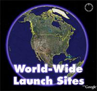 Apogee WW launch sites
